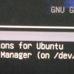 Cohabitation : Windows 10© et linux